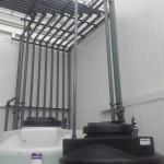 Project: Van der Avoird Trayplant Bavel, Nieuwbouw kassencomplex, loodsen en koelloodsen.